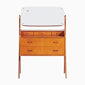 Danish Mid-Century Teak Dressing Table, 1960s