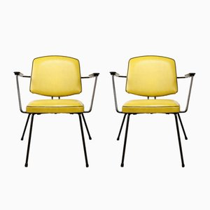 Model 5003 Lounge Chairs by Rudolf Wolf for Elsrijk, 1955, Set of 2