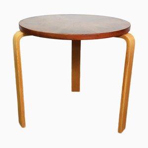 Mesa auxiliar vintage de Alvar Aalto para Artek Pascoe