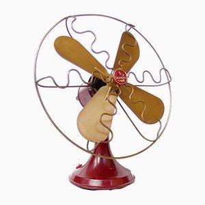 Vintage Table Fan from Siemens
