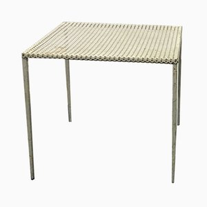 Mid-Century Side Table by M. Matégot for Renoux et Genisset