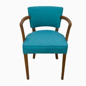 Französische Art Deco Stühle, 1930er, 5er Set