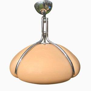 Lámpara colgante de Gae Aulenti para Guzzini, años 70