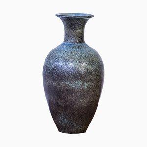 Vase de Sol en Grès par Gunnar Nylund pour Röstand, 1950s