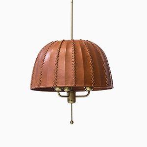 Lámpara de techo modelo T549 Carolin sueca de Hans-Agne Jakobsson, años 70