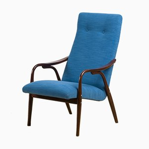 Model 947 Armchair from Ton, 1950s