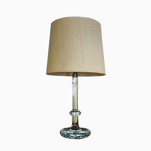 Lámpara de mesa Palace de cristal de Michael Bang para Holmegaard, años 70