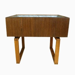 Rosewood Planter by Kai Kristiansen for Salin Møbler, 1960s