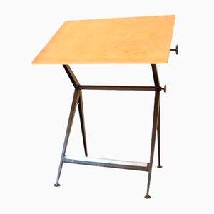 Mesa de dibujo vintage de Wim Rietveld & Friso Kramer para Ahrend de Cirkel