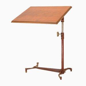 Table de Traçage Antique de R. Jaekel's Nachfolger K.U.K. Hoflieferant