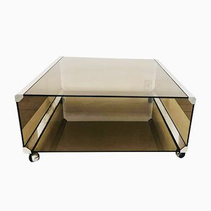 George Coffee Table by Pierangelo Galotti for Galotti & Radice, 1970s