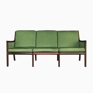 Dänisches Sofa von Ole Wanscher für Poul Jeppesen Møbelfabrik, 1950er