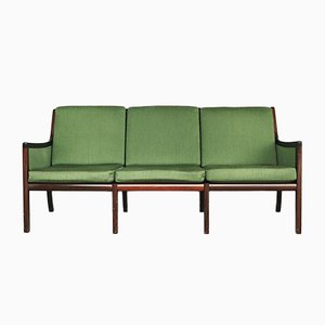 Danish Sofa by Ole Wanscher for Poul Jeppesen Møbelfabrik, 1950s