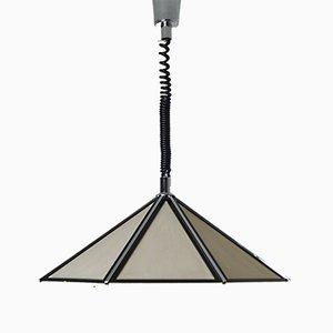 Italian Pendant Lamp from Fratelli Gianelli, 1970s