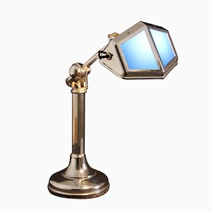 French Desk Lamp from Pirouette, 1920s
