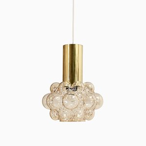 Vintage Pendant Lamp by Helena Tynell for Limburg, 1970s