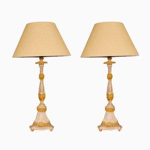 Lampes Antique, France, Set de 2