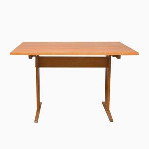 Holz Esstisch, 1960er
