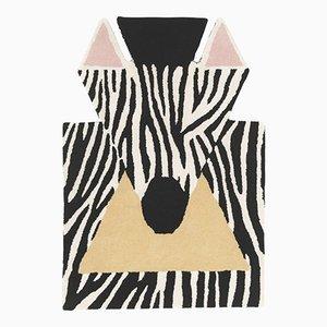 Zebra Teppich von Les Graphiquants für EO Denmark