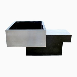 Tisch mit Pflanzkasten von Roche Bobois, 1970er