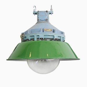 Große industrielle Lampe von Victor, 1950er