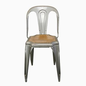 Industrial Stacking Chair from Fibrocit, 1930s