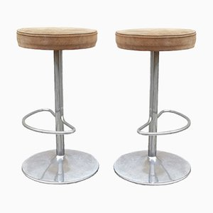 Space Age Bar Stools, 1970s, Set of 2
