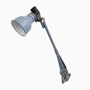 Industrielle Wandlampe von Ernst Radermacher, 1930er