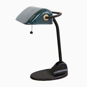 Bankeru0027s Desk Lamp By Gebruder Jacob, 1920s