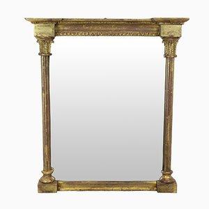 Antike Regency Badspiegel