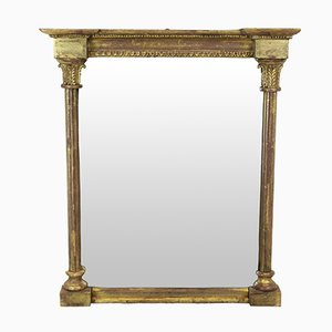Antique Regency Bathroom Mirror