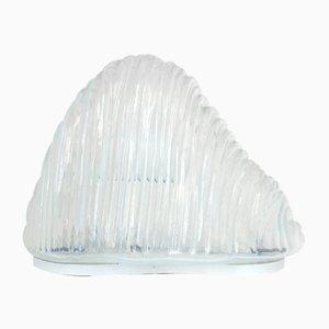 Lampada da tavolo LT 302 Iceberg di Carlo Nason per Mazzega, anni '60