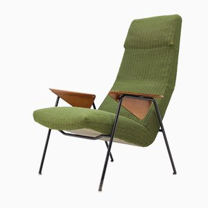 Vintage Model 368 Lounge Chair by Arno Votteler for Walter Knoll