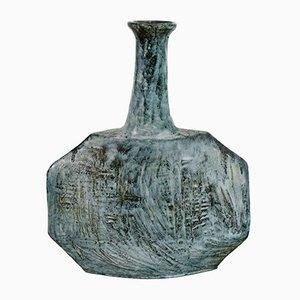 Italienische Keramik Vase von Giuseppe Rossicone, 1960er