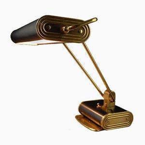 Art Deco 71 Schreibtischlampe von Eileen Gray für Jumo, 1940er