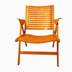 Model Rex Folding Chair by Nico Kralj for Stol Industrija Pohištva, 1950s