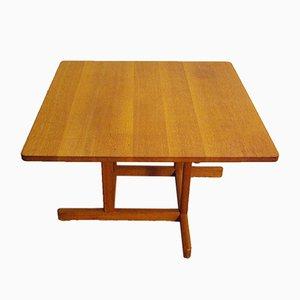 Tavolino da caffè Kvadratisk di Børge Mogensen per Fredericia, anni '50