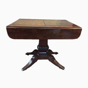 Tavolo da gioco, XIX secolo