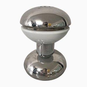 Italienische Mid-Century Chrom Tischlampe