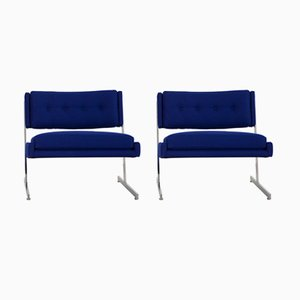 Lounge Chairs by Harvey Probber, 1960s, Set of 2