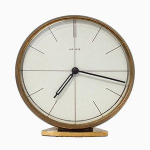 Horloge par Heinrich Johannes Möller pour Kienzle, 1940s