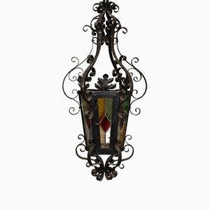 Lantern with Acanthus Leaves, 1920s