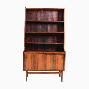 Danish Rosewood Bookcase / Cabinet, 1960s