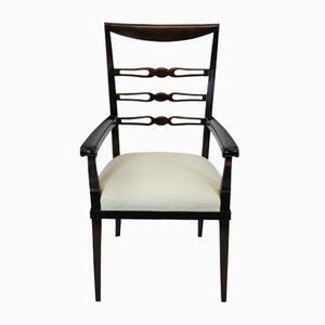 Vintage Italian Armchair by Paolo Buffa