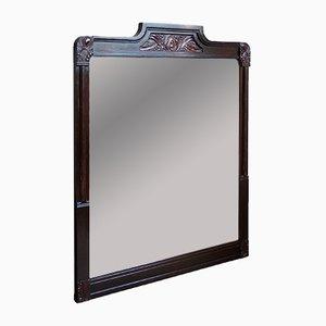 Specchio grande Art Nouveau