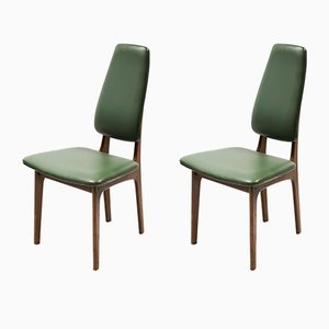 Chairs by Erik Buch for O.D. Møbler, 1960s, Set of 2