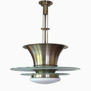 Lámpara colgante Giso 2095 Mid-Century de Gispen