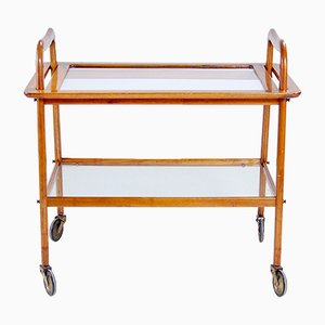 E60 Bar Trolley By Ico Parisi for De Baggis, 1956