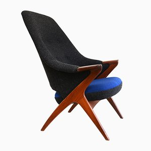 Baron Easy Chair by Sigurd Ressell for Rastad & Relling Tegnekontor, 1957