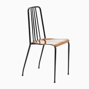 Model 58 Grorud Chair by Hans Brattrud for A.Grasaasen's Fabrikker, 1958